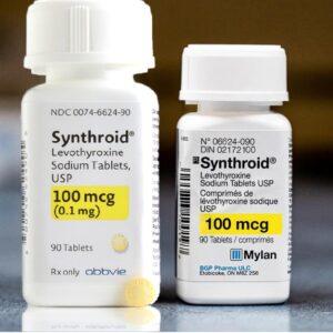 Buy Levothyroxine online